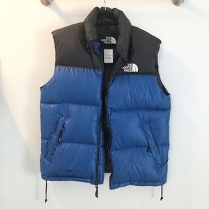 The North Face Nuptse Vest 700 Goose Down